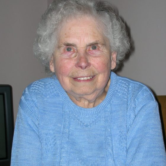 Mary Findlay, nee Adcock (1922-2016)