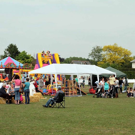 Meldreth May Fayre | Photograph by Malcolm Woods