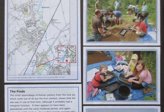 Test Pit 10 - Fieldgate Nurseries