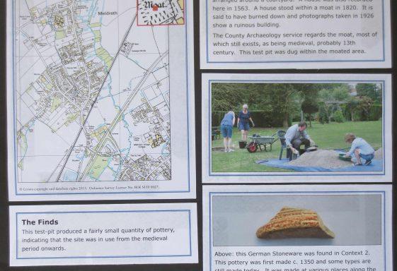 Test Pit 30 - Bury Farm, 42 North End