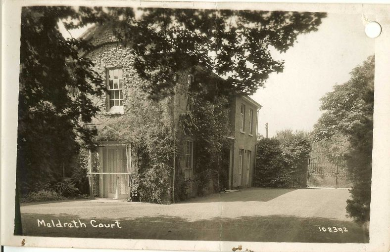 102392 Meldreth Court  | Bell's postcard supplied by Ann Hanscombe