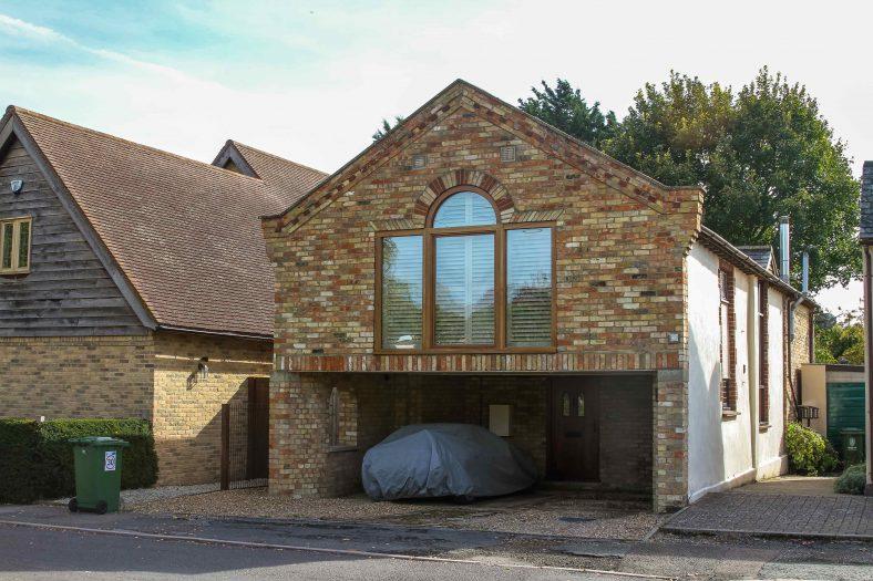 <b>North End: the former Methodist Chapel</b> | Malcolm Woods, 2018
