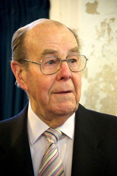 (1) Michael Walford (1921 - 2013)