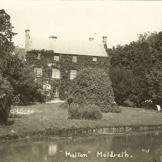 Malton House, Malton, c. 1930s | Bell's Postcard