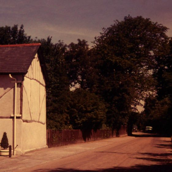 1950s - home of Henry Iredale Nelson | Photograph supplied by Ann Handscombe