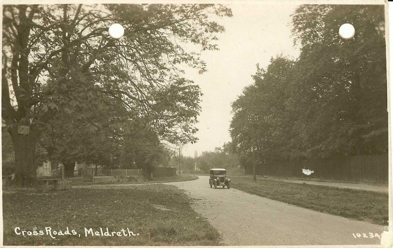 102344 Cross Roads, Meldreth<br> (final digit of reference number not clear, presumably