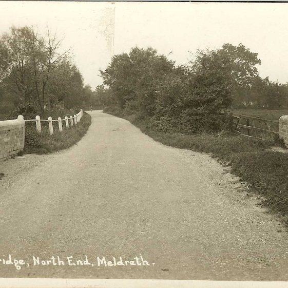 Guilden Arch, 1920s | Bell's postcard supplied by Ann Handscombe