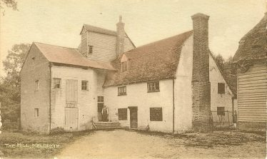 Topcliffe Mill, which was leased by the Surplice family