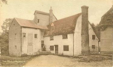 Frances Halfeheide held the lease of Topcliffe Mill
