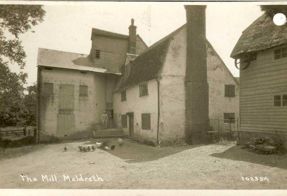 Topcliffe Mill