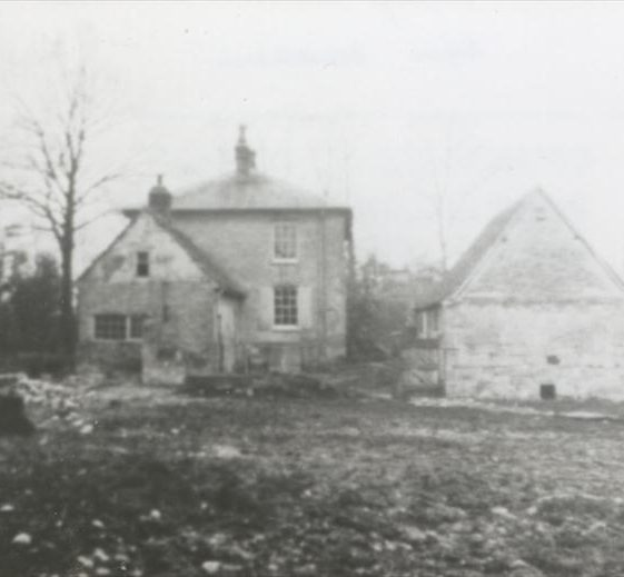 Bury Farm, c. 1930 | Photograph supplied by Ann Handscombe