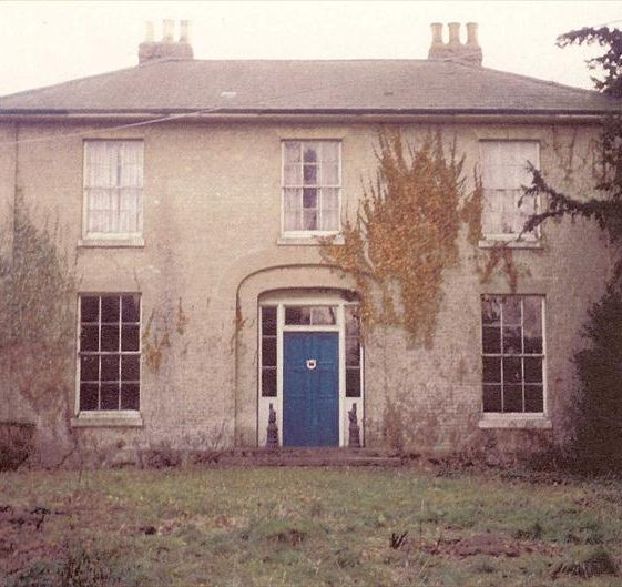 Hawkesbury House, c. 1957 | Photograph supplied by Hilary Jefferys