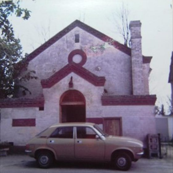 Disused Wesleyan Chapel, c. 1977.  Now a dwelling. | Photograph supplied by Meldreth WI