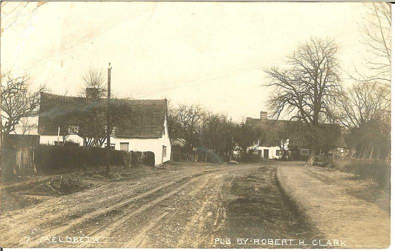 <b>North End<b> | Robert H Clark postcard, c. 1905