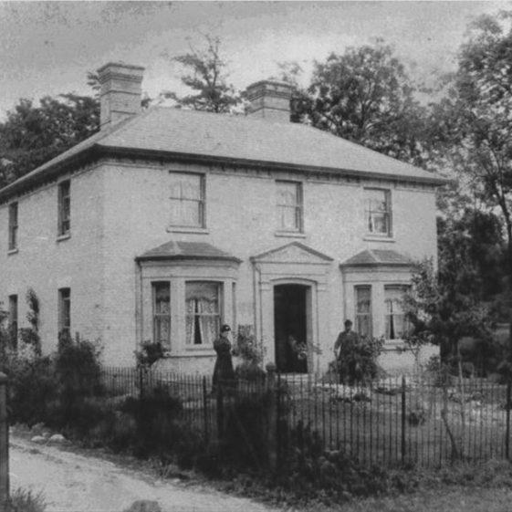 Orchard Dene, High Street, Meldreth 1885 | Photo supplied by Ann Handscombe