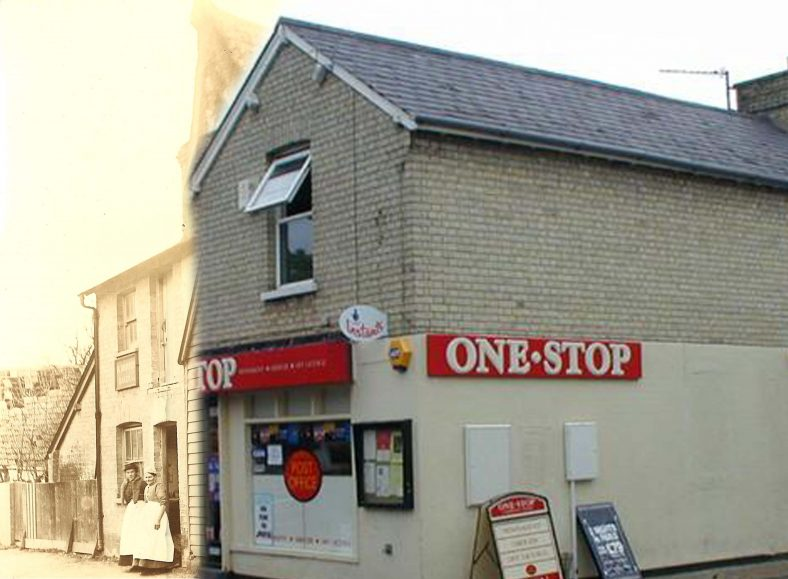 One Stop, High Street | c.1900 & 2000