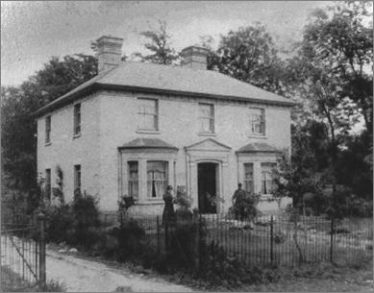 Orchard Dene, c. 1895 | Photograph supplied by Ann Handscombe