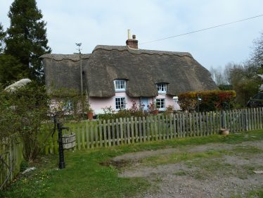 Orchard Cottage, originally Sheene Farm Cottage, in 2011 | Tim Gane