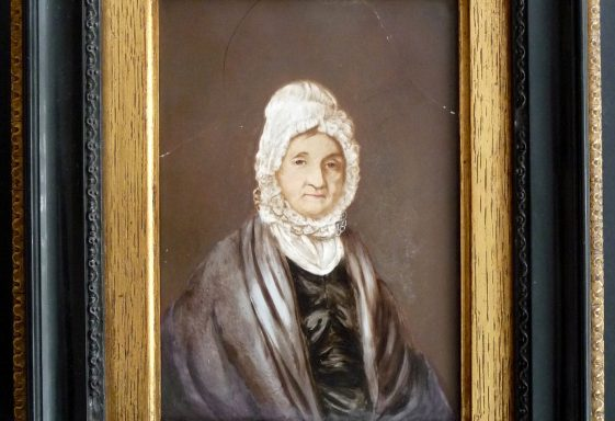 Portrait of Elizabeth Mortlock