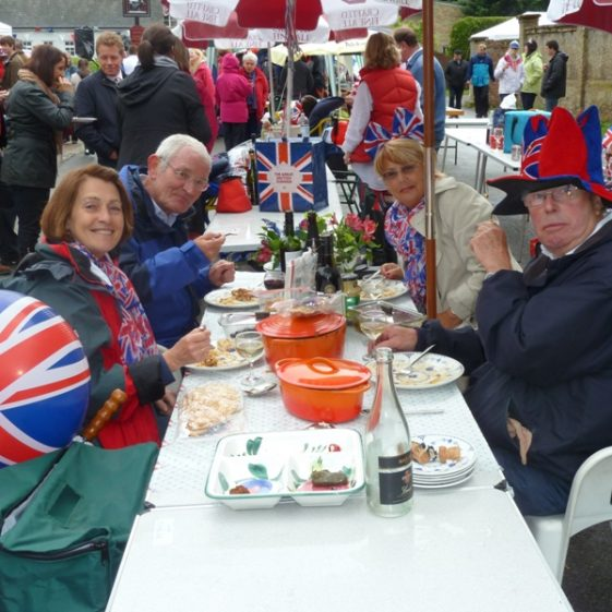 Diamond Jubilee Street Party | Photograph by Tim Gane