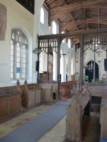 Holy Trinity, Meldreth: Historical Overview