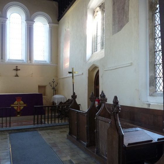 Chancel looking southeast | Peter Draper