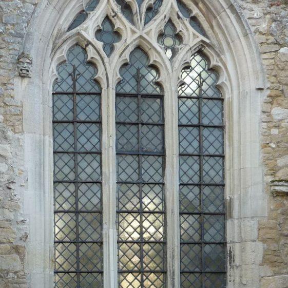 Nave, mid-14thc window | Peter Draper