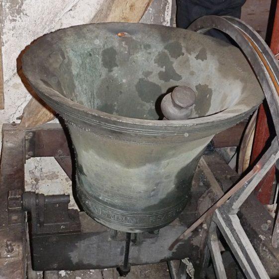 1617 tenor bell | Peter Draper