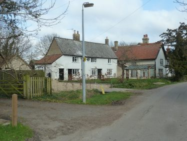 Chiswick Farm Cottages in March 2014 | Tim Gane