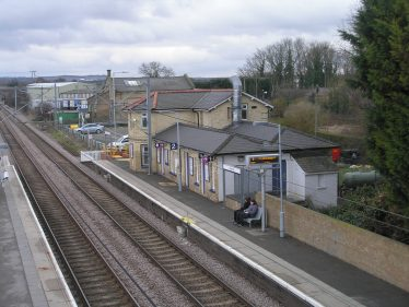 Meldreth Station, March 2010 | Tim Gane