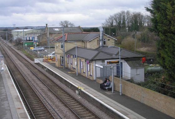 Meldreth Railway Station