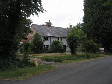 Chiswick Farm Cottages in 2010 just before their renovation | Tim Gane