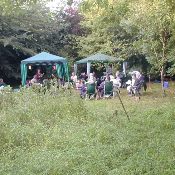 The music and poetry event in Melmeadow | Tim Gane