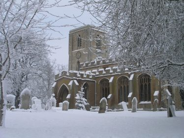 Meldreth Holy Trinity Church, December 2010 | Tim Gane