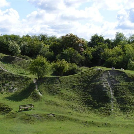 Orwell Clunch Pit | Orwell Parish Council website
