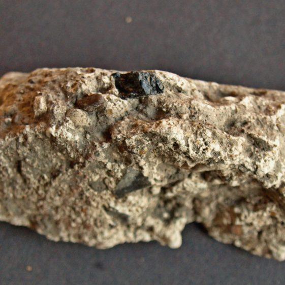 Daub found in test pit at Topcliffe Mill | Bruce Huett