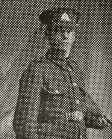 Private Reuben Dash,13671, 11th Battalion, Suffolk Regiment | Royston Crow, 27th October 1916