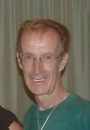 Peter Oakman 1938 - 2013 | Photo supplied by Lynn Oakman