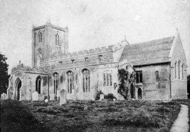 Holy Trinity Church, south side showing the Pike Chapel | Copyright Cambridge Antiquarian Society