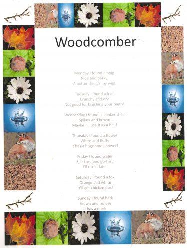Poem by Meldreth Primary School pupil | Provenance unknown