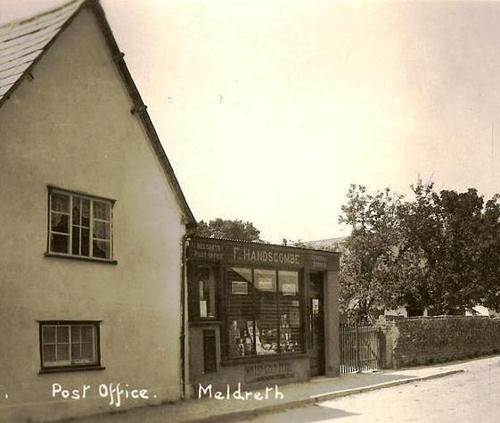 Post Office, High Street, Meldreth. c.1925 | Photo supplied by Brian Clarke