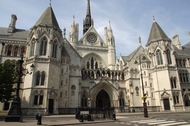 Royal Courts of Justice, Strand, London, as they are today | www.londontown.com