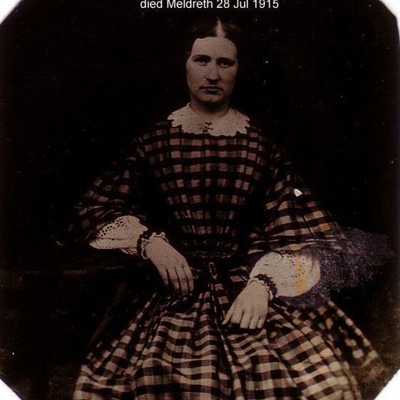 Rebecca Woods, nee Kinns (1833-1915)