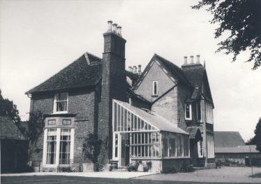 Sheene Manor House ~1930 | Mike Pilkington