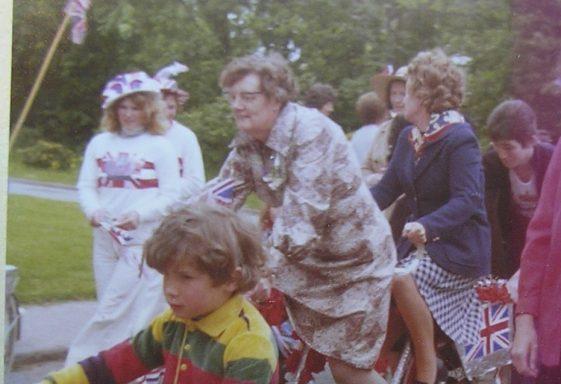 Queen Elizabeth's Silver Jubilee 1977