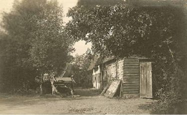 North End Smithy 1925