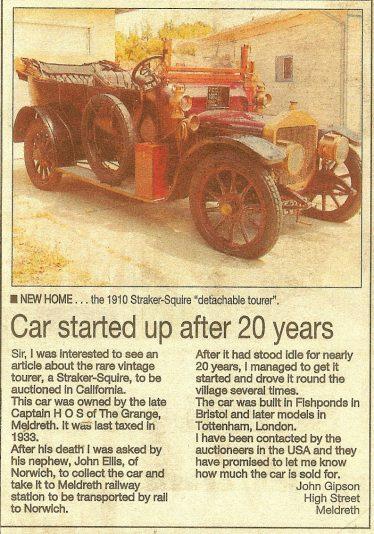 Cambridge Evening News 2004