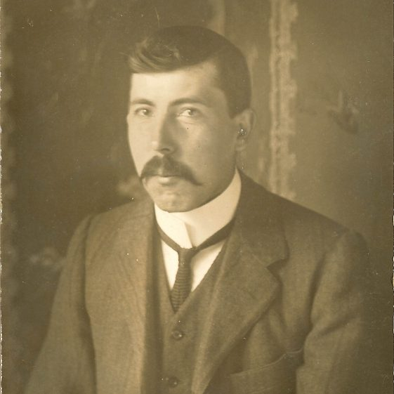 Maybe Harry Adcock (1878-1965) | Photograph supplied by Mary Findlay