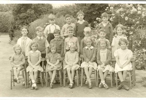 School Photographs from the 1940s