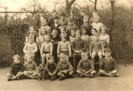 School Photographs from the 1930s